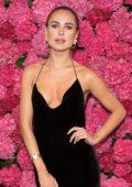 Kimberley Garner attends 'Remembering Audrey Hepburn' Charity Gala at Royal Lancaster Hotel in London, UK