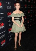 Lily Collins and Robert Pattinson hosts GO Campaign Gala at City Market Social House in Los Angeles