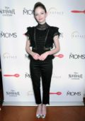 Mackenzie Foy attends The MOMS and Betty Crocker hosted a Mamarazzi Event Held at Eataly at 4 World Trade Center in New York City