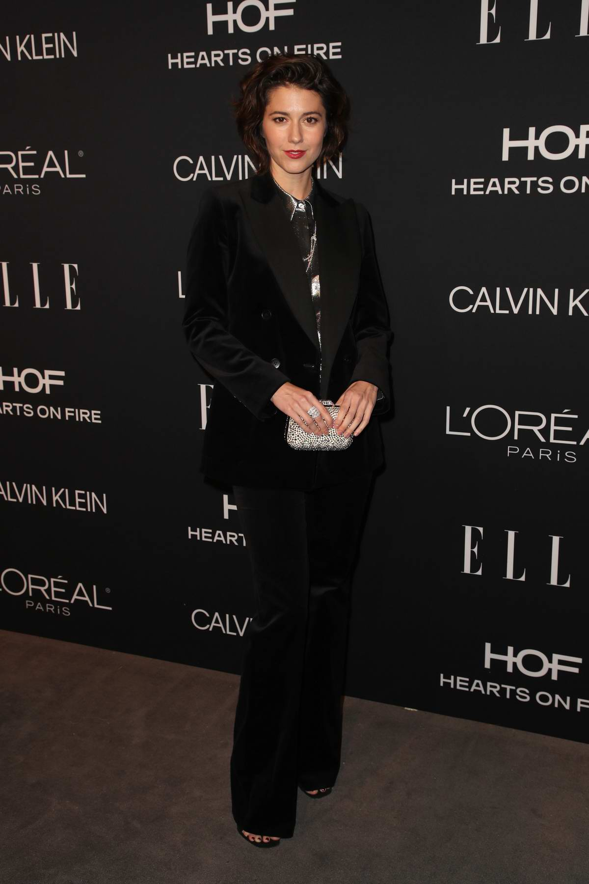 Mary Elizabeth Winstead attends ELLE's 25th Annual Women In Hollywood Celebration at the Four Seasons Hotel in Beverly Hills, Los Angeles
