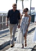 Meghan Markle and Prince Harry visits the Kingfisher Bay on Fraser Island in Australia