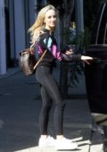 Nastia Liukin spotted leaving after her practice session at the Dancing With The Stars studio in Los Angeles