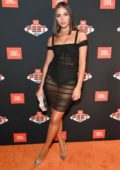 Olivia Culpo hosts JBL Fest 2018, Day 3 in Las Vegas, Nevada