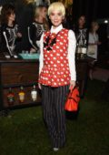 Olivia Munn attends the Casamigos Halloween Party in Beverly Hills, Los Angeles