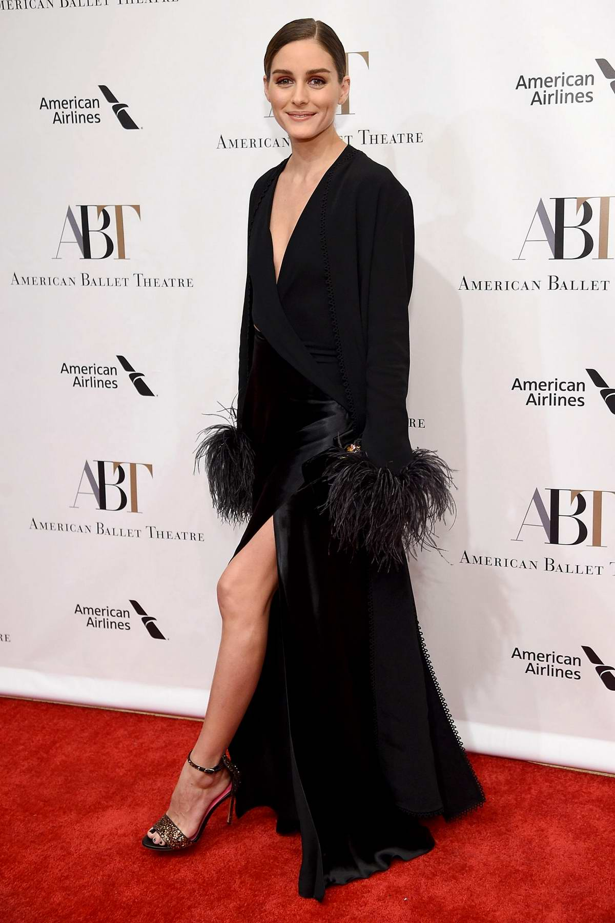 Olivia Palermo attends The American Ballet Theatre 2018 Fall Gala in New York City