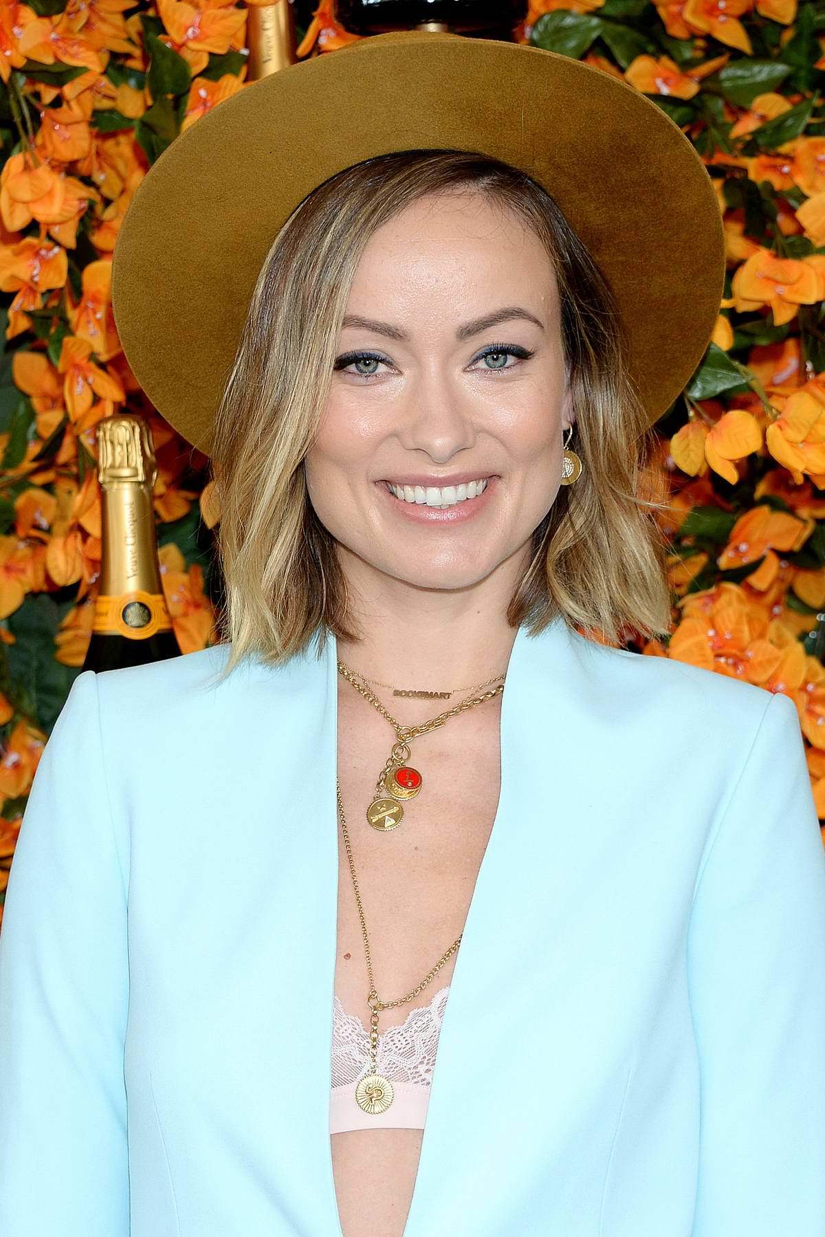 Olivia Wilde attends the Ninth Annual Veuve Clicquot Polo Classic in Los Angeles