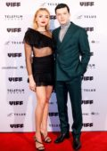 Peyton Roi List and Cameron Monaghan attends VIFF BC Spotlight Gala and World Premiere of 'Anthem Of A Teenage Prophet' in Vancouver, Canada