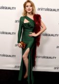 Renee Olstead attends the Animal Equality's Inspiring Global Action Los Angeles Gala in Beverly Hills, California