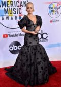 Rita Ora attends 2018 American Music Awards (AMA 2018) at Microsoft Theater in Los Angeles
