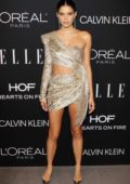 Sara Sampaio attends ELLE's 25th Annual Women In Hollywood Celebration at the Four Seasons Hotel in Beverly Hills, Los Angeles