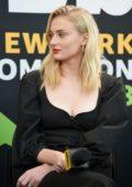 Sophie Turner attends IMDB for 'X-Men: Dark Phoenix' at New York Comic Con at Javits Center in New York City