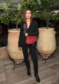 Zoey Deutch attends Sorel x LADYGANG Fall Podcast and Party at Neuehouse Los Angeles in Hollywood, California