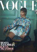 Alicia Vikander features in Vogue Magazine, España - December 2018