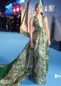 Amber Heard attends 'Aquaman' Premiere in London, UK