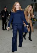Amy Adams heading to a daytime screening of her new film 'Vice' at the Robin Williams Theater in New York City