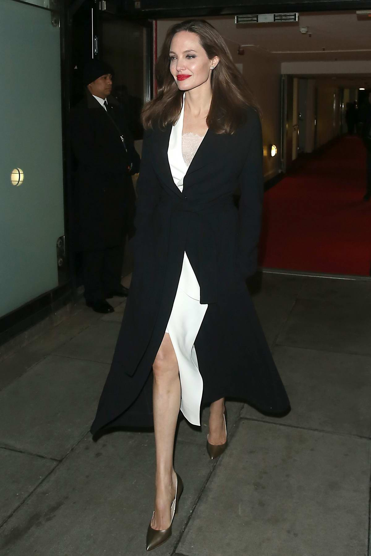 Angelina Jolie attends the launch of PSVI Film Festival at the BFI in London, UK