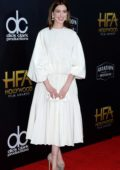 Anne Hathaway attending the 22nd Annual Hollywood Film Awards in Los Angeles