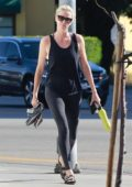 Charlize Theron seen as she hits SoulCycle in Los Angeles