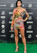 Dua Lipa attends 'LOS40 Music Awards' 2018 at Wizink Center in Madrid, Spain