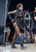 Eiza Gonzalez spotted on the set of 'King Kong Vs Godzilla' in Honolulu, Hawaii