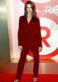 Emily Ratajkowski attends Revolve's Second Annual #REVOLVEawards at Palms Casino Resort in Las Vegas, Nevada