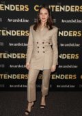Felicity Jones attending Deadline Hollywood presents 'The Contenders' in Los Angeles