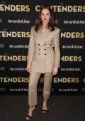 Felicity Jones attending Deadline Hollywood presents 'The Contenders' in Los Angeles