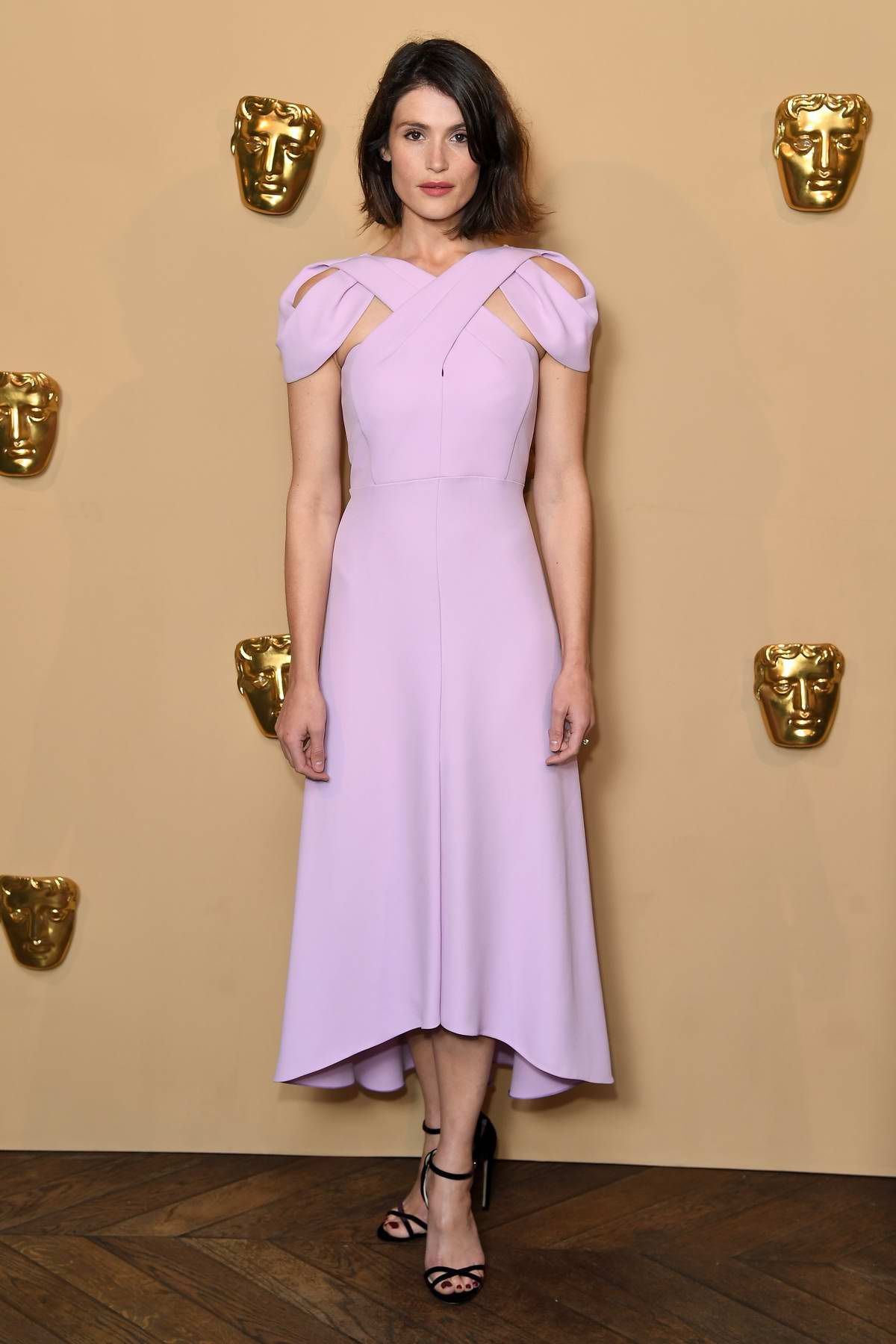 Gemma Arterton attends BAFTA Breakthrough Brits in London, UK
