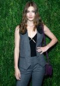 Grace Elizabeth attends CFDA Vogue Fashion Fund 15th Anniversary Awards in Brooklyn, New York City
