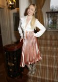 Jorgie Porter attends Pink Ribbon Foundation Ladies Lunch in London, UK