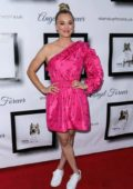 Kaley Cuoco attends 8th Annual Stand Up for Pits in Los Angeles