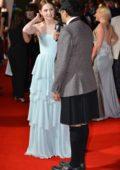 Karen Gillan attends the British Academy Scotland Awards 2018 in Glasgow, Scotland