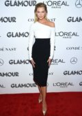 Karlie Kloss attends the Glamour Women of the Year Awards 2018 in New York City