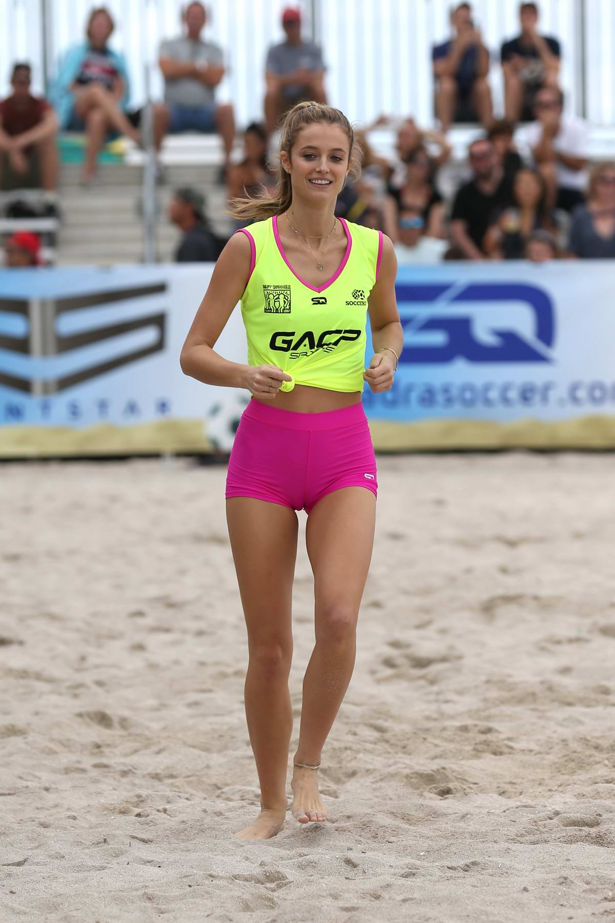 kate bock attends the sports illustrated best buddies