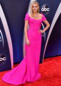Kelsea Ballerini attends 52nd annual CMA Awards at the Bridgestone Arena in Nashville, Tennessee