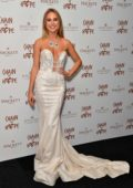 Kimberley Garner attends Chain Of Hope Gala Ball in London, UK