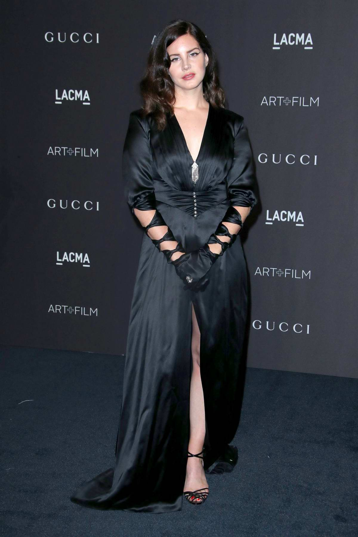 Lana Del Rey attends the 2018 LACMA Art + Film Gala in Los Angeles