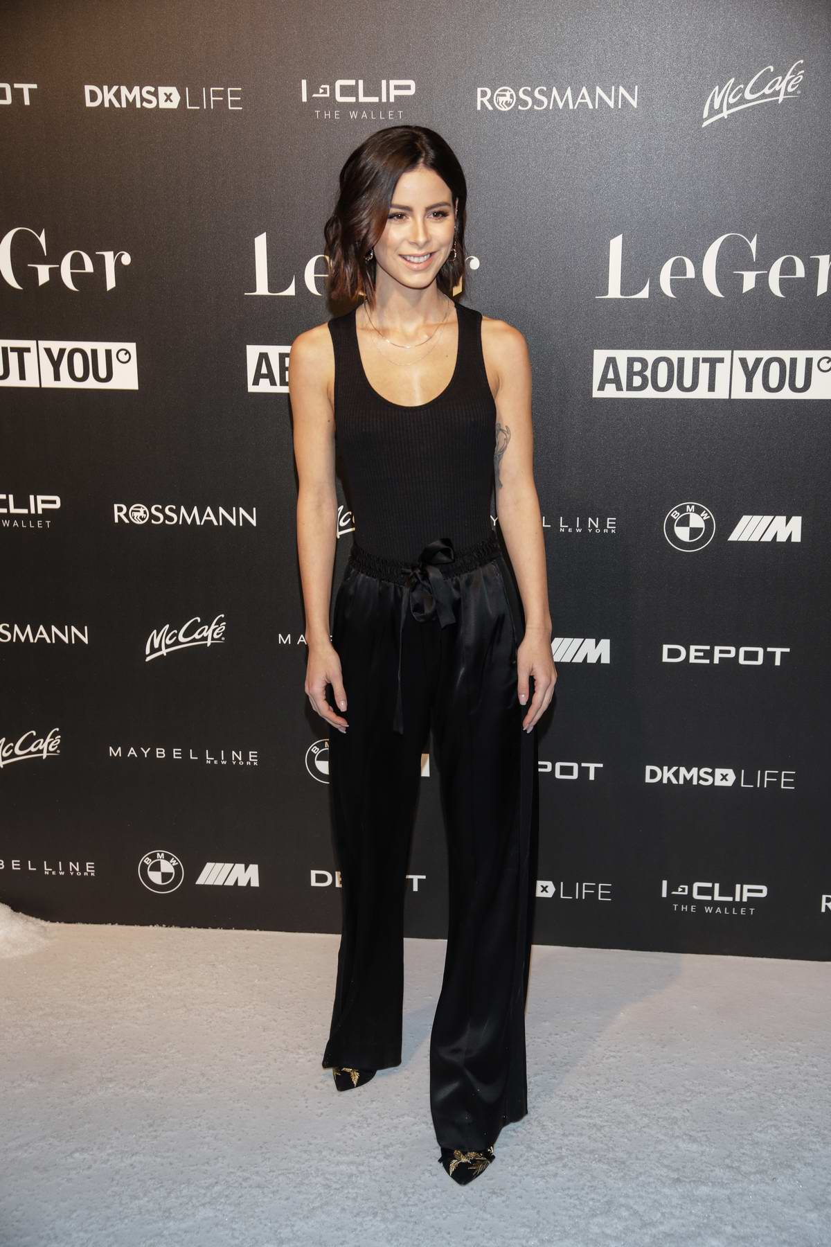 Lena Meyer-Landrut at Bread and Butter Opening Day at the