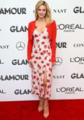 Lili Reinhart speaks at the 2018 Glamour Women Of The Year Summit: Women Rise at Spring Studios in New York City