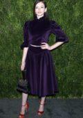 Mackenzie Foy attends CFDA Vogue Fashion Fund 15th Anniversary Awards in New York City