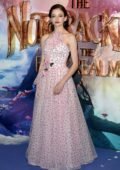 Mackenzie Foy attends 'The Nutcracker and the Four Realms' Premiere in London, UK