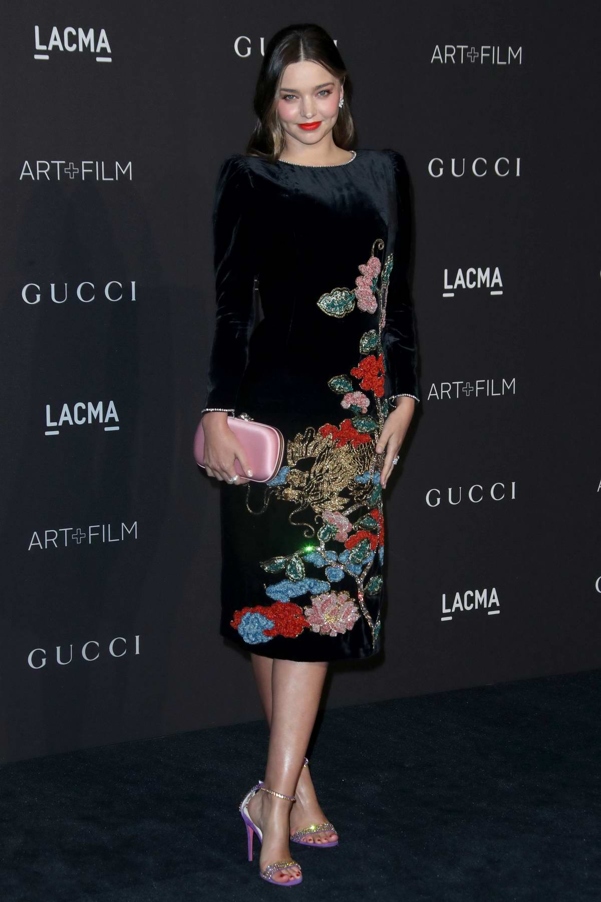 Miranda Kerr attends The 2018 LACMA Art + Film Gala in Los Angeles