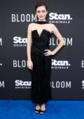 Phoebe Tonkin attends Stan Original Series 'Bloom' World Premiere in Sydney, Australia