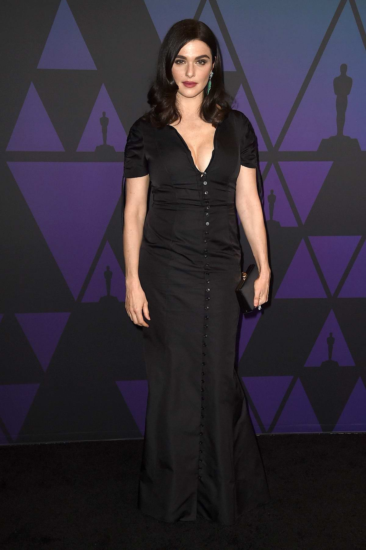 Rachel Weisz attends the 10th Annual Governors Awards at the Academy Of Motion Picture Arts And Sciences' in Hollywood, California