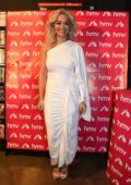 Rita Ora attends a signing event of her new album Phoenix at the Liverpool One's HMV Store in Liverpool, UK