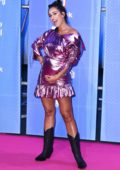 Rita Pereira attends the MTV EMAs 2018 at the Bilbao Exhibition Centre in Bilbao, Spain