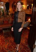 Rosamund Pike attends 'A Private War' lunch in honour of Rosamund Pike hosted by Vhernier in London, UK