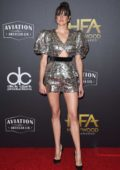 Shailene Woodley attends the 22nd Annual Hollywood Film Awards in Los Angeles