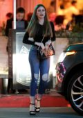 Sofia Vergara spotted as she leaves after dinner at Avra Beverly Hills in Los Angeles