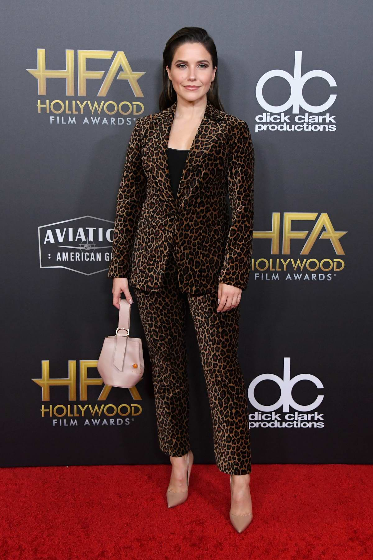 Sophia Bush attending the 22nd Annual Hollywood Film Awards in Los Angeles